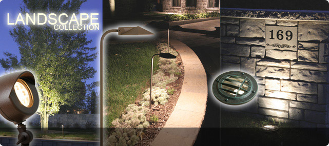 Exterior Lighting Commercial And Landscape Mailbo